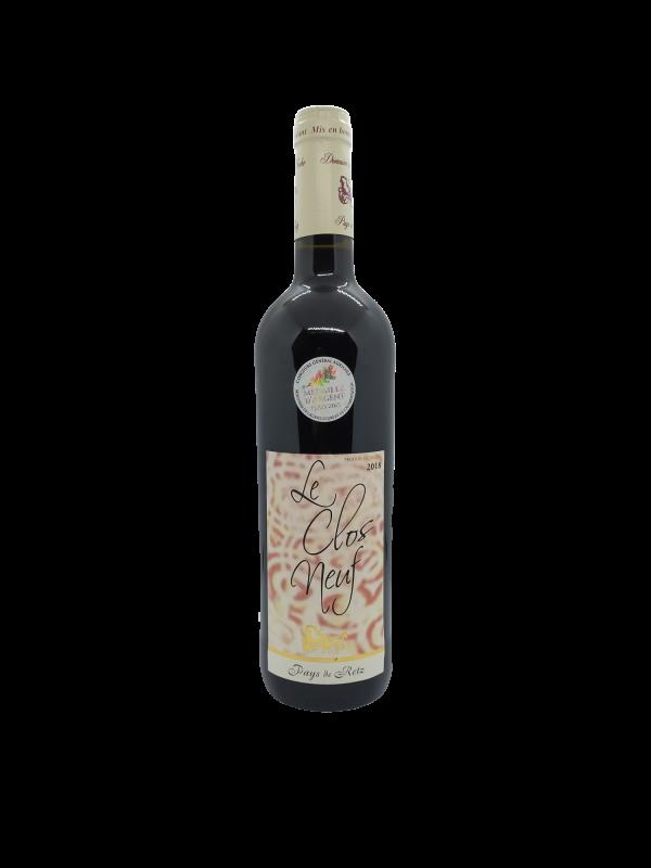 Le Clos Neuf - Vin Rouge 2018