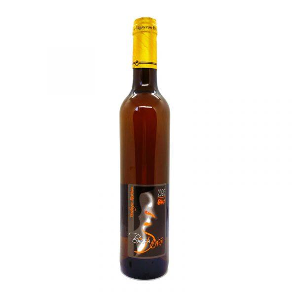 Baiser Doré 2020 - vendanges extrêmes -  Vin liquoreux