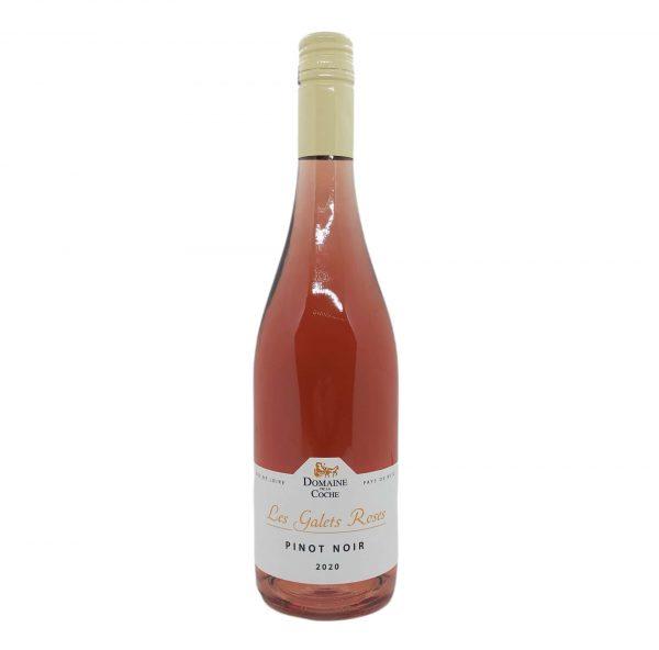 Pinot Noir Rosé - Les Galets Roses 2020